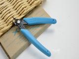 美国PLATO 170 工业电子剪钳如意斜口钳迷你钳水口钳125