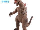 迪邦-0841儿童玩具哥斯拉动漫玩具 超大12寸仿真恐龙怪兽模型