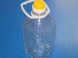 供应2.2L塑料油瓶  花生油瓶  酱油瓶