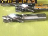 日本YT 1/16-27 NPT1/4-18螺旋直槽丝锥牙规