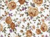 全棉丝绸布料田园风格面料热卖中 家用家纺布  柔软舒服人棉布料