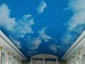主营AB级透光膜写真UV喷绘洗浴游泳馆吊顶卡布灯箱