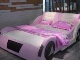 儿童用床 皮床 布艺床 佛山床 美式床