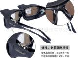 懒人眼镜 高清折射眼镜配件 时尚潮流护眼卧躺式懒人必备眼镜