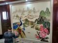 广州墙绘 广州手绘墙画 广州墙体彩绘 广州家庭背景墙绘