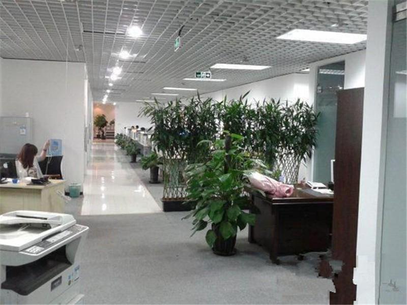 国际财经中心1500平米整层精装修写字楼出租