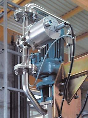 德国S+H在线折光仪折射仪