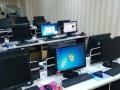 武汉二手台式联想电脑英雄联盟游戏双核四核电脑低价出
