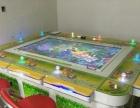 58寸液晶屏专版(正版)渔乐财神游戏机转让赠8把专用椅