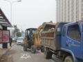 城市垃圾 建筑垃圾 小区垃圾 楼房垃圾快速高效清理