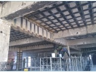 石家庄楼板加固 墙体拆除改梁加固/柱子加固-拆墙开门加固