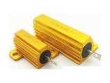 25W 大功率黄金铝壳电阻器