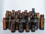 上海华卓畅销各型号药用玻璃瓶 玻璃瓶铝塑瓶盖