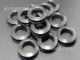 硅胶橡胶制品杂件 橡胶过线圈 橡胶护线圈