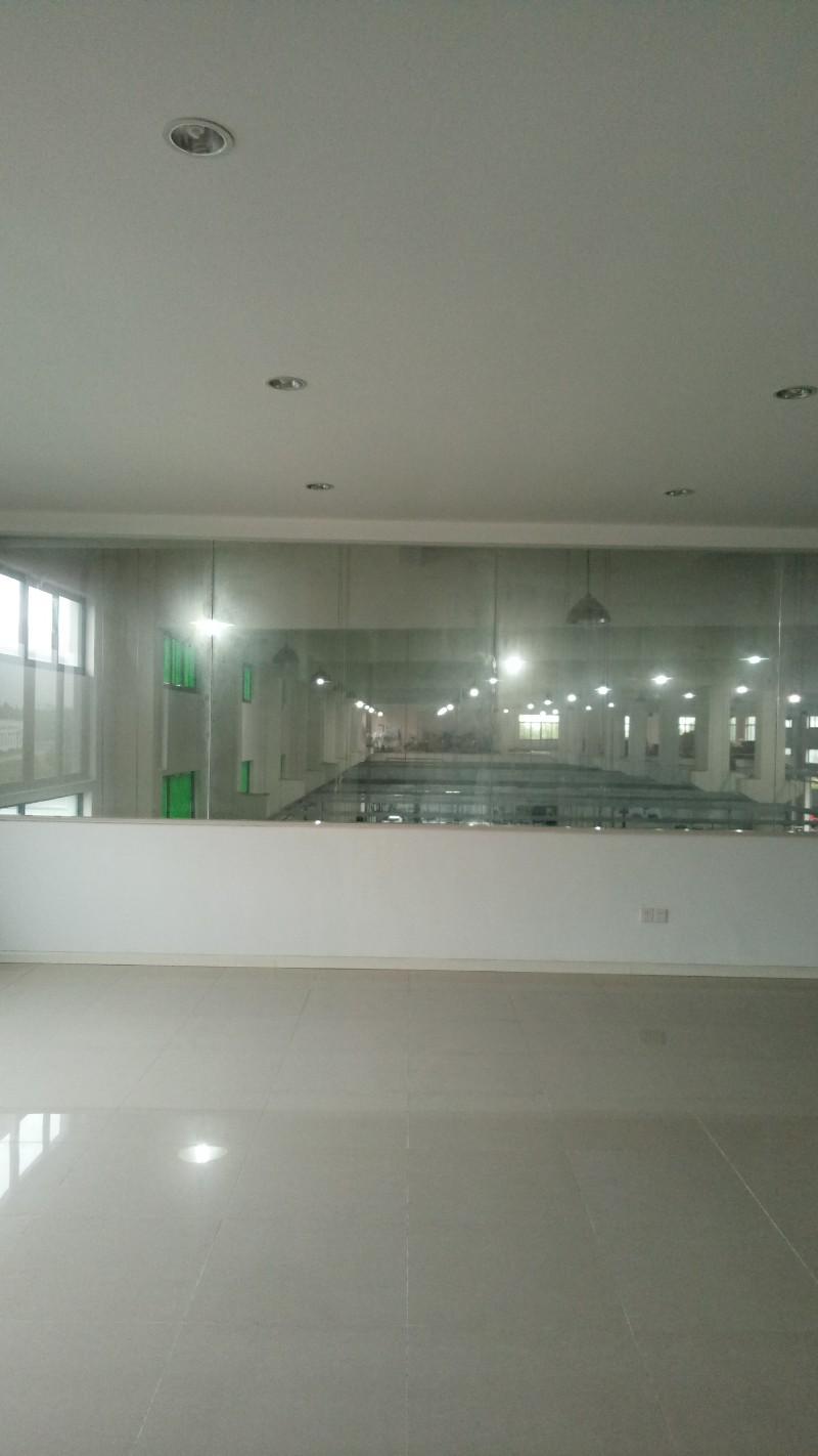 上海金山厂房 装饰设计 廊下工厂装修改造翻新