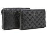 一件代发 批发麦昆新款男士时尚商务休闲手挽包 高档真皮手包