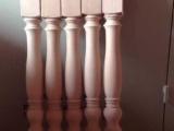 【厂家直销 】榉木实木楼梯立柱/榉木栏杆/护栏站柱/楼梯扶手弯头