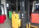 青岛低价转让二手前移式叉车 进口1.5吨前移式电瓶叉车1年0.2万公里面议