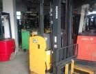 青岛低价转让二手前移式叉车 进口1.5吨前移式电瓶叉车