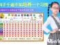 深圳市优力优磁性科技有限公司,儿童成长自律表