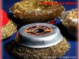 供应优质碗型钢丝轮 100型        永康鑫刚