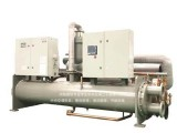 酒店安装螺杆式中央空调系统冷却塔供水原理