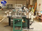 百叶片自动生产设备 百叶轮机器 砂轮孔环制造设备
