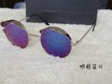 2013时尚个性圆形朋克蒸汽太阳眼镜 墨镜防紫外线太子镜 7739