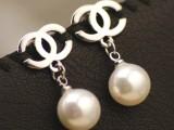 经典韩国高档饰品批发天然珍珠防过敏耳钉耳环高端精致款品质保证