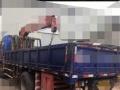 转让 随车吊江环7吨吨四节臂直臂随车吊
