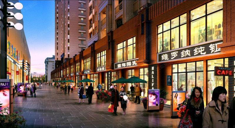 硅谷公寓商铺出售 25平150万待拆迁改造物业