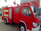 国五消防车出厂 水罐消防车厂家