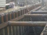 北京专业打桩地基支护钢板桩