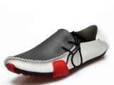 厂家批发新款男士日常休闲男鞋 韩版潮流透气单鞋