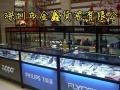 产品展柜样品柜手办模型柜玩具礼品展架精品玻璃陈列柜