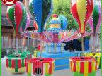 郑州品牌好的利鹰桑巴气球游乐设备厂家直销_型户外游乐设施