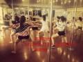 丽江职业钢管舞培训,职业领舞DS培训,健身美体钢管舞蹈