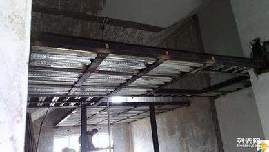 北京钢结构二层搭建 设计制作阁楼施工价格68606557