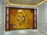 环保节能,时尚靓丽集成墙板装饰材料