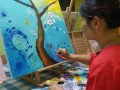 大兴黄村成人美术培训班素描油画成人零基础班磐石画室