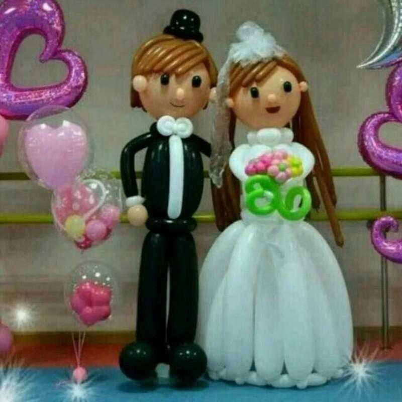 依恋婚礼 婚房布置