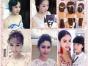 化妆造型 新娘化妆 新娘跟妆 婚纱摄影