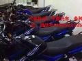 大量批发各种款式二手摩托车。全国物流。