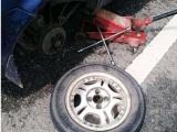 大朗流动补胎修车,搭电,拖车,送油