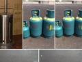 上海液化气公司-全市配送5kg15kg烧烤气 丙烷气