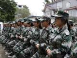 永州青少年暑期军事夏令营30天特训活动多多