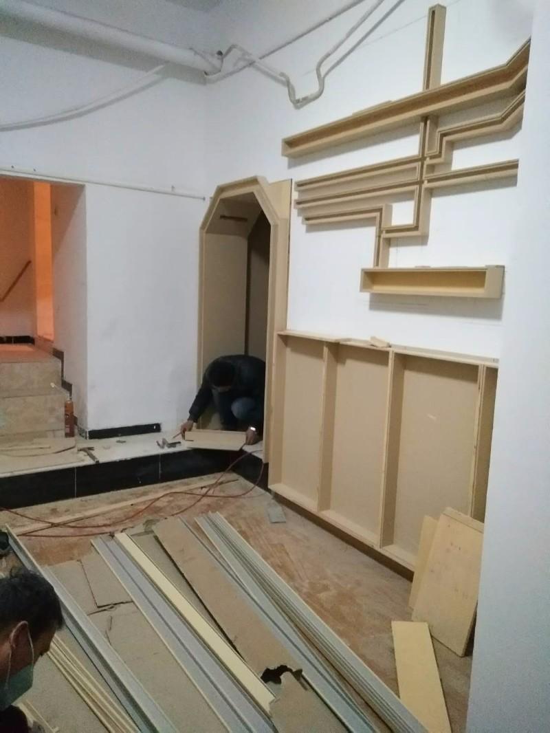 北京海淀区室内装修粉刷室内墙面粉刷墙面刷墙