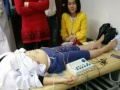 湖南省中医针灸系统高级学习班