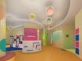 北京幼儿园设计公司 幼儿园装修 早教亲子园装修设计