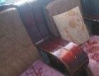 出售实木春秋椅沙发两套